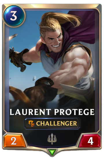 Laurent Protege