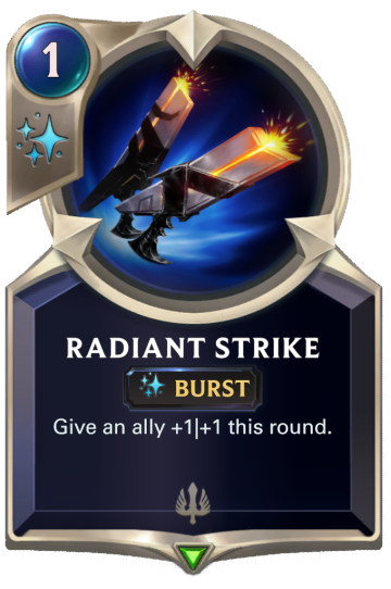 Radiant Strike