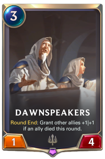 Dawnspeakers