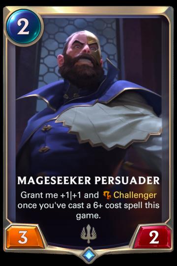 Mageseeker Persuader