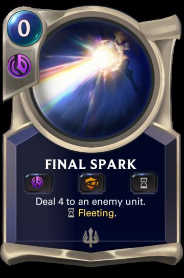 Final Spark