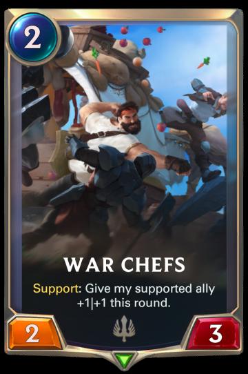 War Chefs