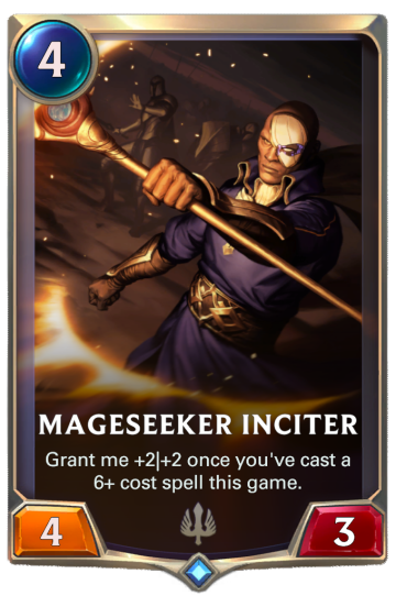 Mageseeker Inciter