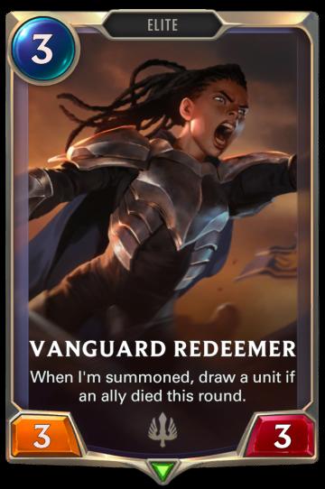 Vanguard Redeemer