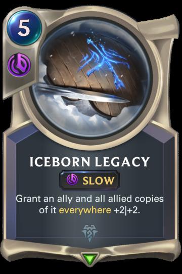 Iceborn Legacy