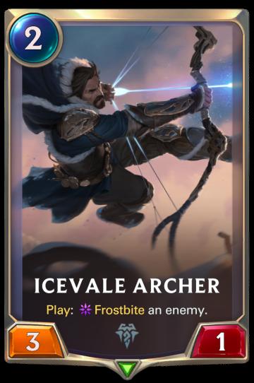 Icevale Archer