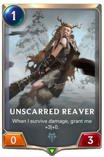 Unscarred Reaver