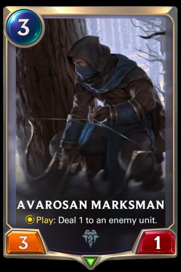 Avarosan Marksman