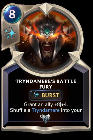 Tryndamere's Battle Fury