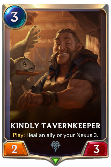 Kindly Tavernkeeper
