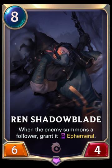 Ren Shadowblade