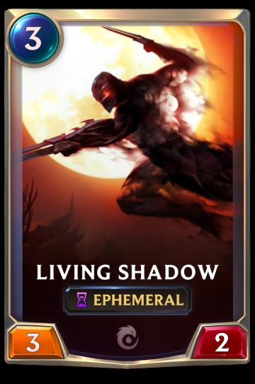 Living Shadow