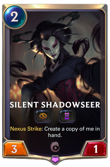 Silent Shadowseer