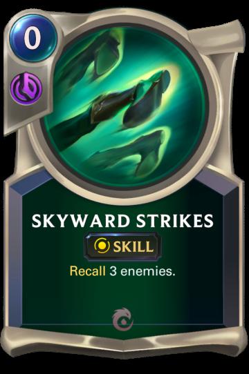 Skyward Strikes