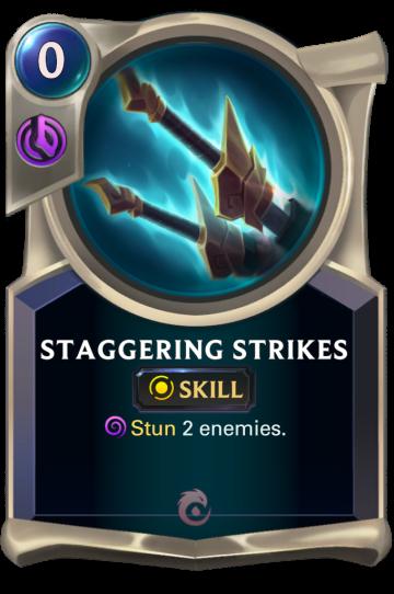 Staggering Strikes