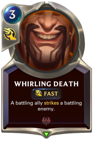 Whirling Death