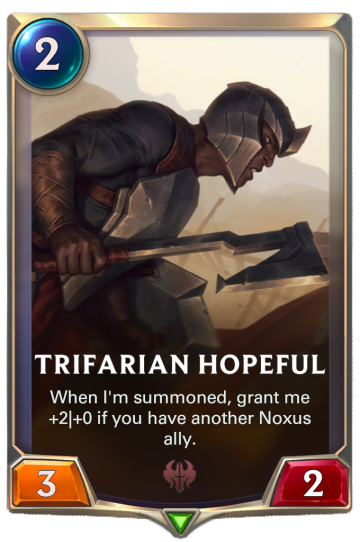 Trifarian Hopeful