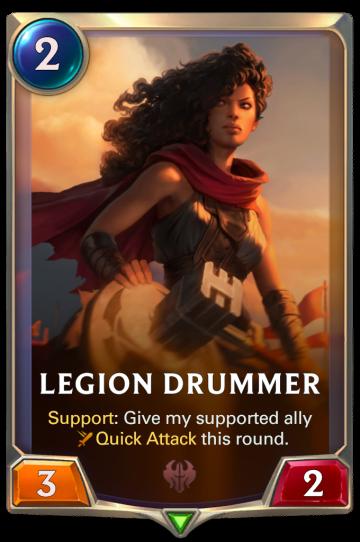 Legion Drummer
