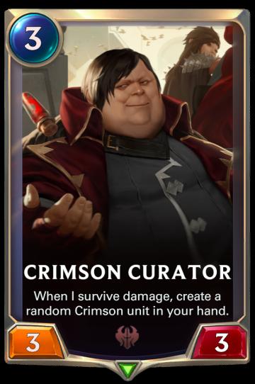 Crimson Curator