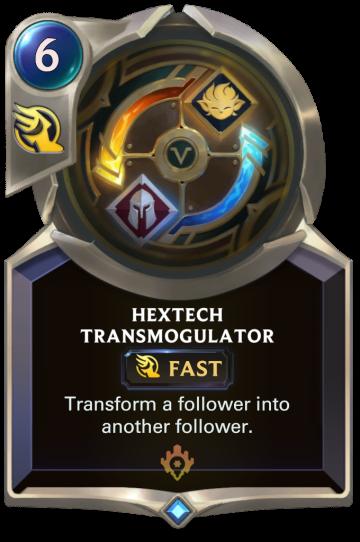 Hextech Transmogulator