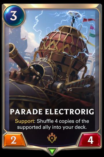 Parade Electrorig