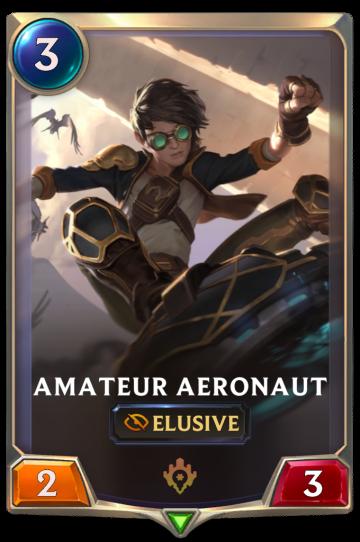 Amateur Aeronaut