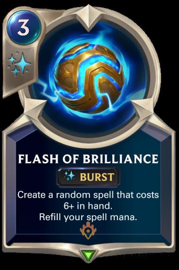 Flash of Brilliance