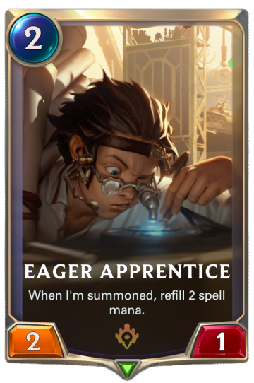 Eager Apprentice
