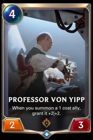 Professor von Yipp