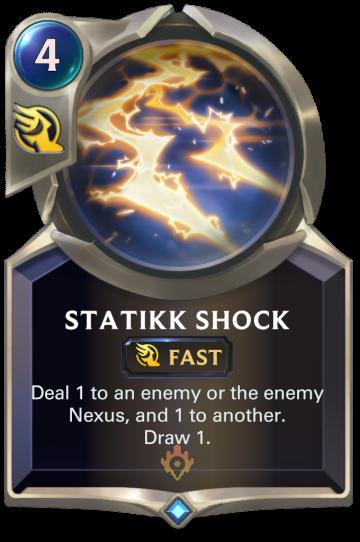 Statikk Shock