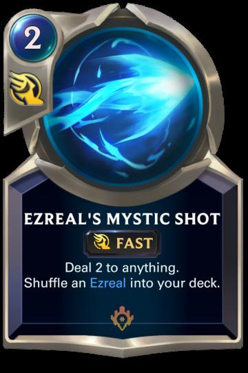 Ezreal's Mystic Shot