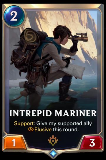 Intrepid Mariner