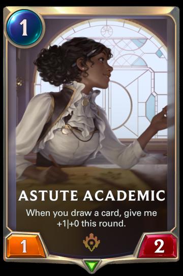 Astute Academic