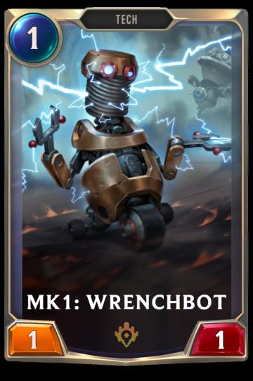 Mk1: Wrenchbot