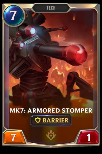 Mk7: Armored Stomper