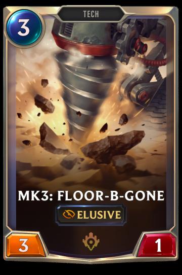 Mk3: Floor-B-Gone