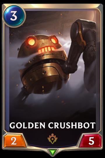 Golden Crushbot