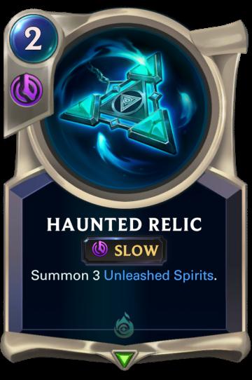 Haunted Relic