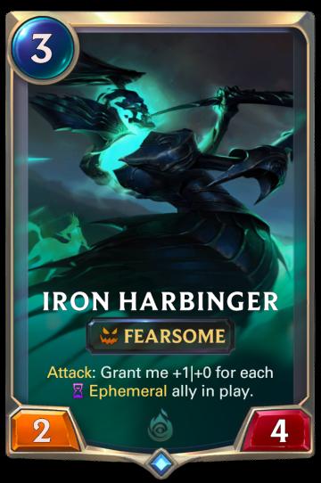 Iron Harbinger