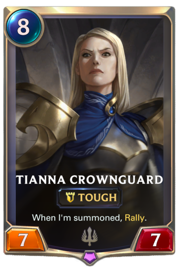 Tianna Crownguard