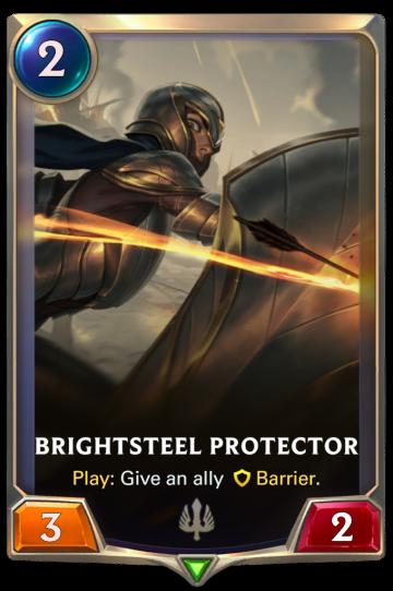 Brightsteel Protector