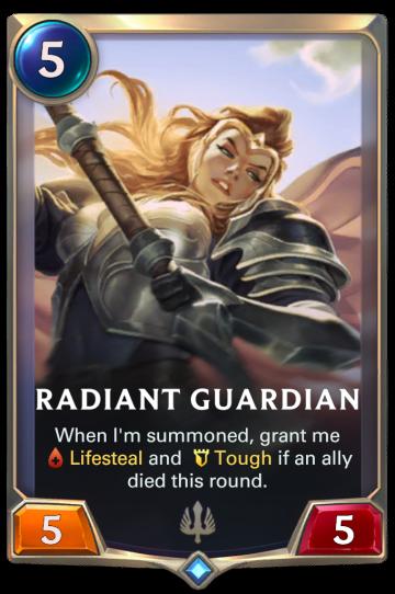 Radiant Guardian