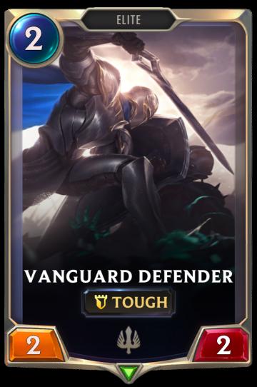 Vanguard Defender