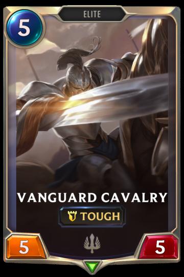 Vanguard Cavalry