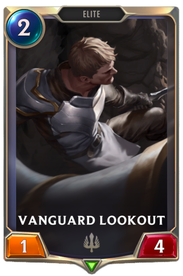 Vanguard Lookout