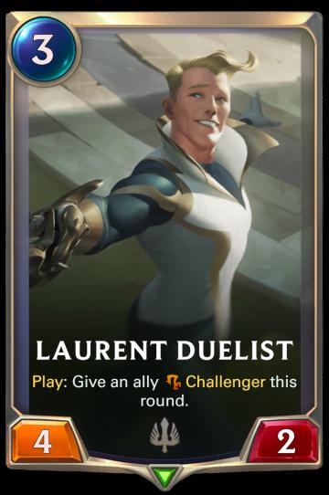 Laurent Duelist