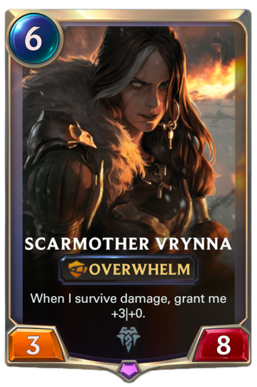 Scarmother Vrynna