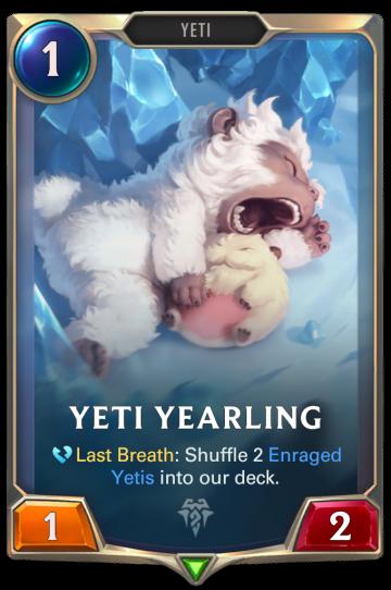 Yeti Yearling