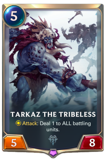 Tarkaz the Tribeless