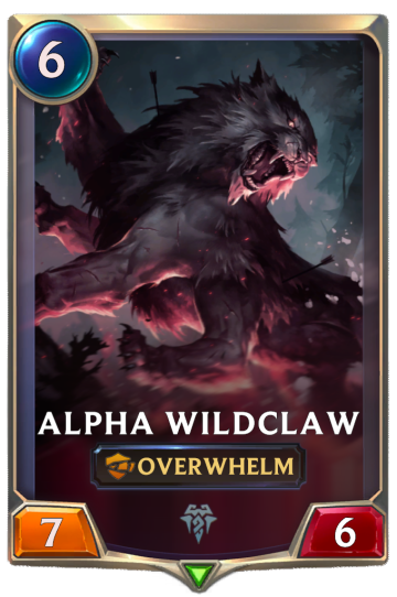 Alpha Wildclaw